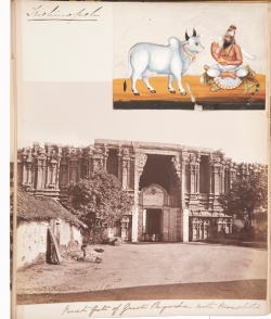 Isabella's India Travel Scrapbook